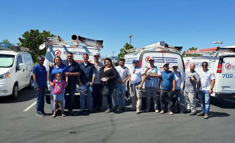 Verizon Connect Boosts Productivity for Electric Contractor's Fleet