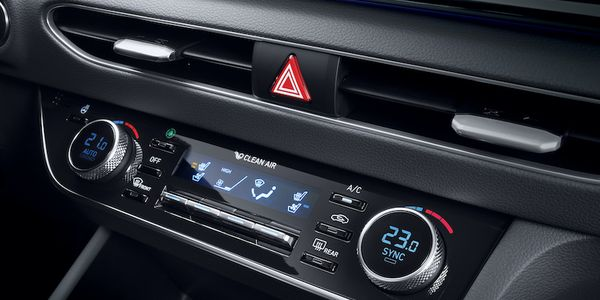 The automaker unveiled three new air-conditioning technologies that will be made available on...
