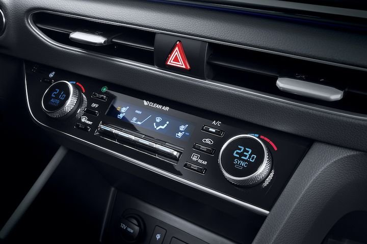 The automaker unveiled three new air-conditioning technologies that will be made available on upcoming Hyundai, Kia, and Genesis vehicles worldwide in the future. - Photo: Hyundai