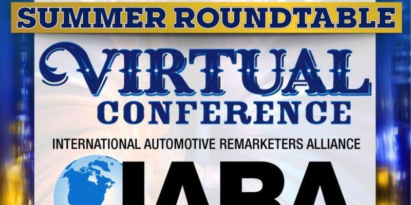 IARA 2020 Summer Virtual Roundtable Conference Opens Thursday