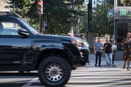 SUVs are More Lethal to Pedestrians than Cars, IIHS Study Shows