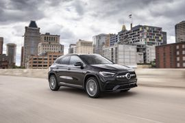 Mercedes-Benz Redesigned GLA Pricing Starts at $36,230