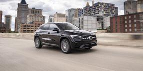 Mercedes-Benz Announces 2021-MY Fleet Incentives