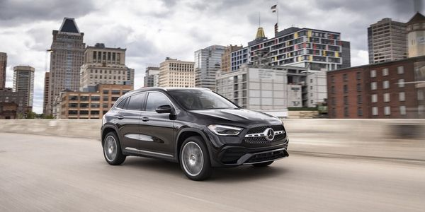 Pricing for the redesigned Mercedes-Benz GLA SUV starts at $36,230, and is priced at $38,230...