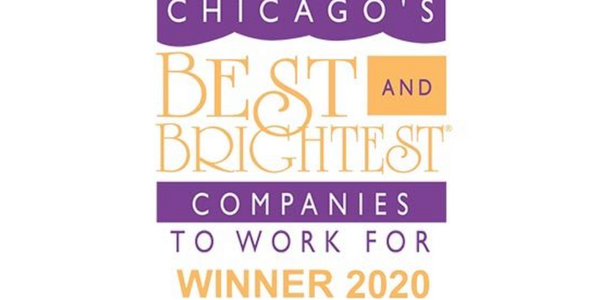 Merchants Named a Top Chicago Workplace