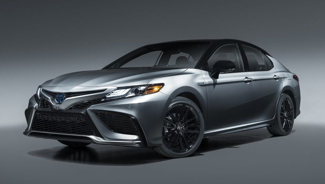 toyota's 2021 camry updates safety tech  safety