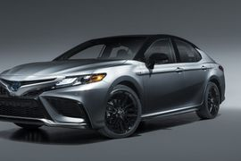 Toyota's 2021 Camry Updates Safety Tech