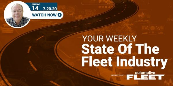 State of the Fleet Industry: Used Vehicle Inventory to Increase in Second Half of 2020
