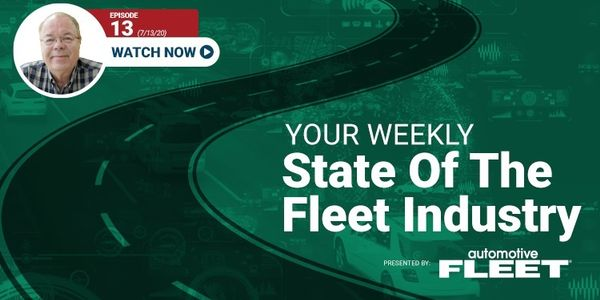 Topics mentioned in today's video includes: fleet segments that are showing signs of recovery;...