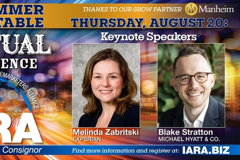 Topics discussed by the keynote speakers include how vehicle leasing trends are impacting the...