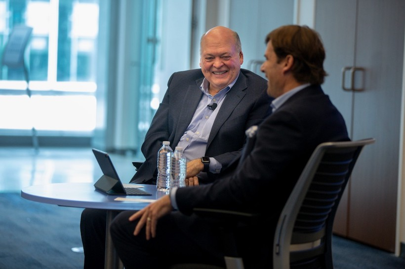 Ford CEO Jim Hackett to Retire, COO Jim Farley to Succeed