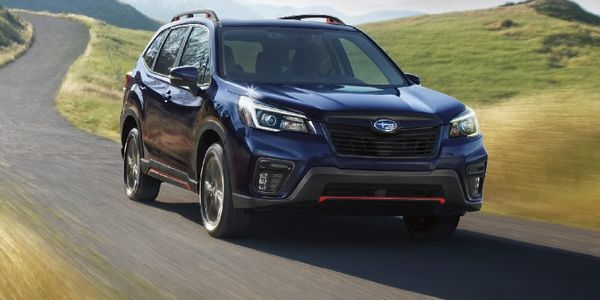 2021 Subaru Forester Pricing Starts at $24,795 MSRP