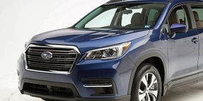 2021 Subaru Ascent Earns IIHS Top Safety Pick