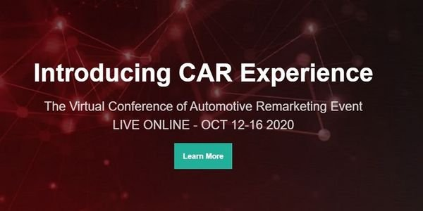 Conference of Automotive Remarketing Experience Virtual Schedule