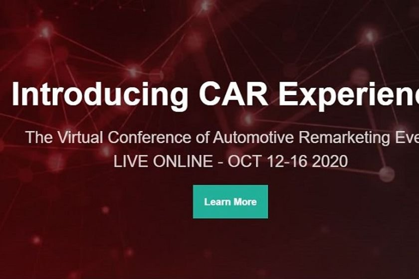 Conference of Automotive Remarketing Experience Reveals Virtual Schedule