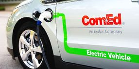 ComEd Increases Fleet Electrification