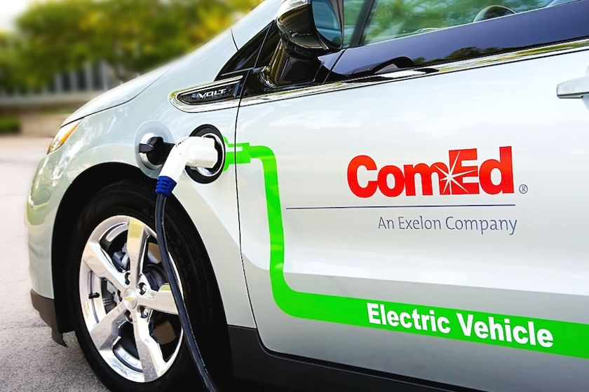 Commonwealth Edison Company (ComEd) plans to electrify 50% of its fleet by 2030 to support the...