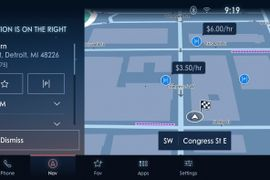 Ford SYNC Adds Parking & Fuel Solution