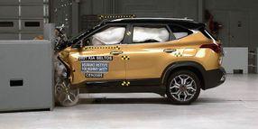 2021 Kia Seltos Scores High Safety Marks for Crash Prevention