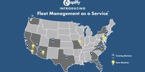 Spiffy Expands Fleet Mobile Maintenance Solution to Six New Markets