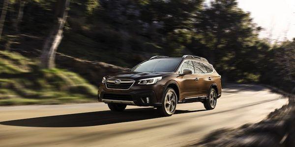 Subaru Announces 2021 Outback Order Cutoff Date