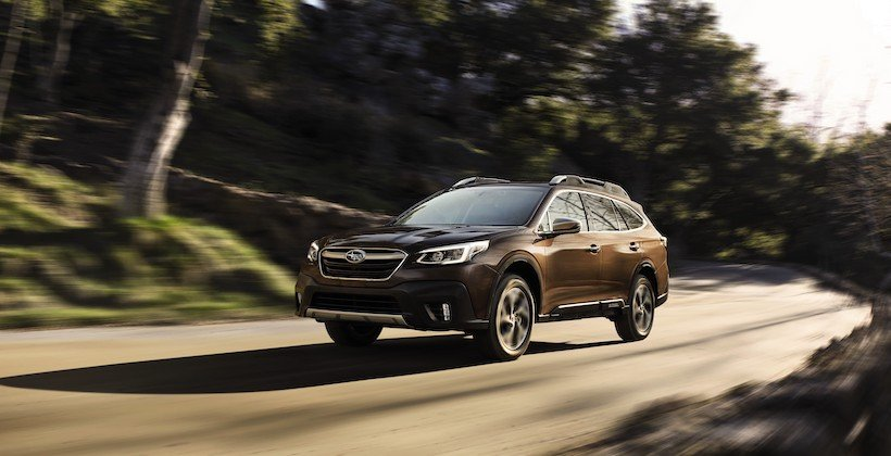 Subaru Details 2021 Outback & Legacy Pricing, Technology