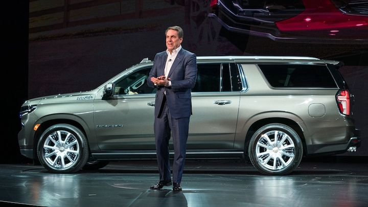 Mark Reuss, president, General Motors, provides an overview of General Motors' current two-pronged strategy to handle today's market and the future as well.