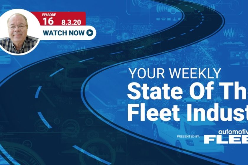State of the Fleet Industry: How Fleet Activity is Trending During the Pandemic