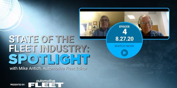 State of the Fleet Industry Spotlight: Pat O'Connor of NAFA