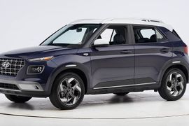 Hyundai's Venue SUV earns 2020 Top Safety Pick