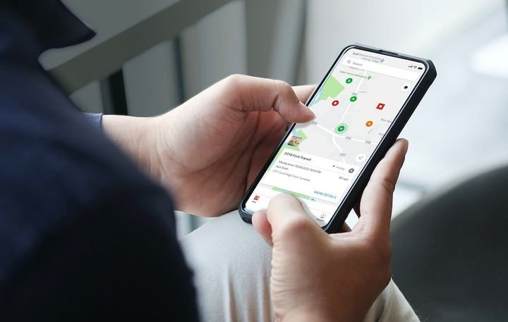 Verizon Connect has released a new smartphone app for fleet customers that allows them to monitor, manage, and act on important information about their entire fleet. - Photo: Verizon Connect