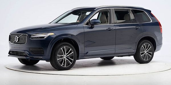2020 Volvo XC90 & XC60 Achieve IIHS Top Safety Pick