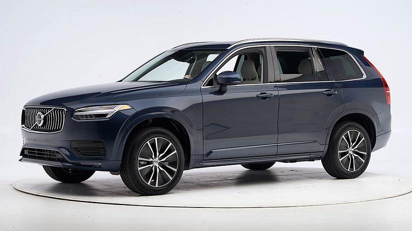 2020 Volvo XC90 & XC60 Achieve IIHS Top Safety Pick