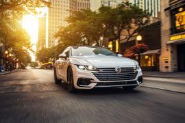 2020 Volkswagen Arteon Earns IIHS Top Safety Pick