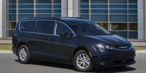 Chrysler Details 2021 Fleet-Only Voyager