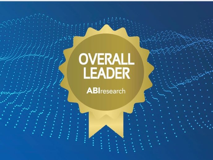 Geotab was named the No. 1 commercial telematics provider worldwide by ABI Research for the second year in a row. - Graphic: Geotab