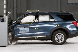 2020 Ford Explorer Achieves Top Safety Pick+ Honor