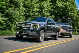 New 2021 Ford F-150 Increases Torque, Towing & Payload