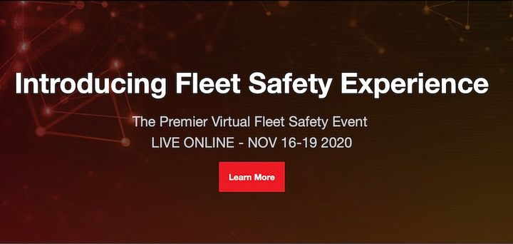 - Screengrab: Fleet Safety Experience