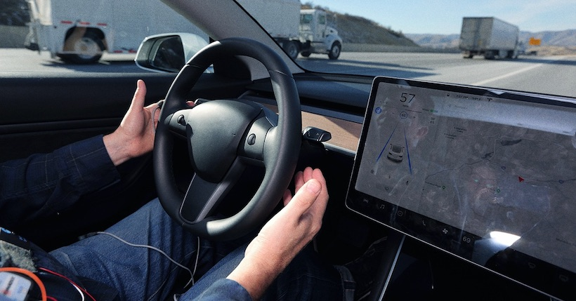 ADAS Exaggerates Automated Driving Capabilities to Users