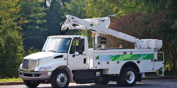 FirstEnergy expects to electrify 30% of its approximately 3,400 light duty and aerial fleet...