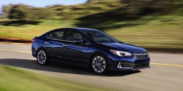 Subarus Reveals 2021 Impreza MSRP Pricing