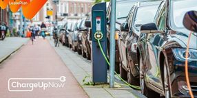 LeasePlan Launches Universal EV Charging Infrastructure Initiative