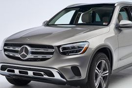 2020 Mercedes-Benz GLC Achieves Top Safety Pick Award