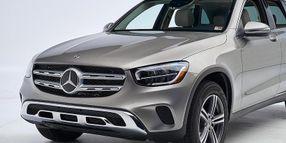 2020 Mercedes-Benz GLC Achieves Top Safety Pick Award