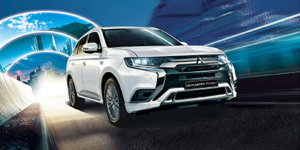 Mitsubishi Outlander PHEV Launches in the Philippines