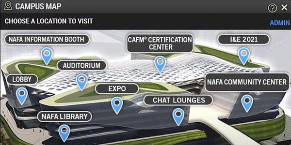 Overview of the 2020 NAFA Virtual I&E Platform
