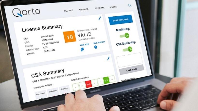 SambaSafety Updates Its Continuous Driver Monitoring Platform