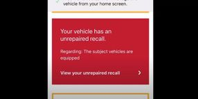 NHTSA Launches Vehicle Recall Alert App