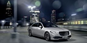 Mercedes-Benz S-Class Updates Safety & Technology for 2021-MY